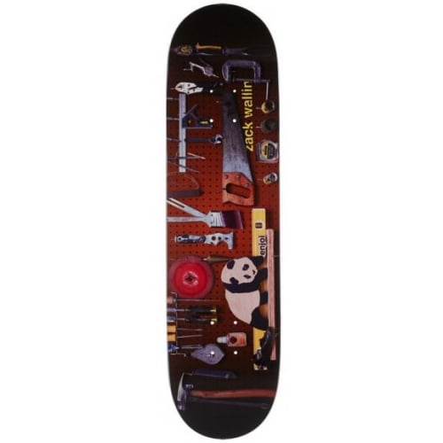 Tabla Enjoi: Premium Panda Slick R7 Zack Wallin 8.125