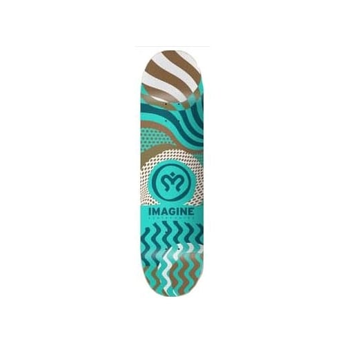 Tabla Imagine Skateboards: Pop 8.0