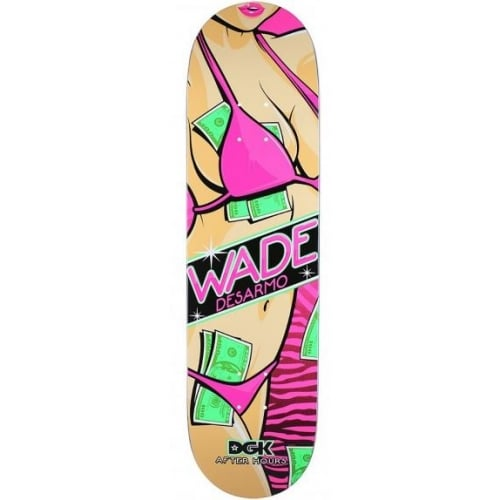 Tabla DGK: Wade After Hours 8.25