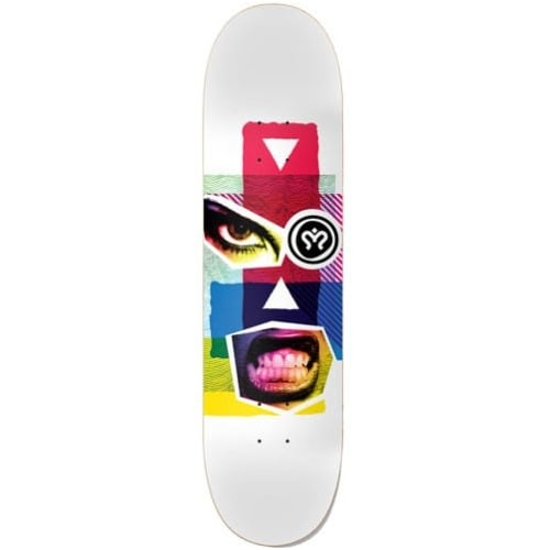 Tabla Imagine Skateboards: Girlfriend Face 8.5