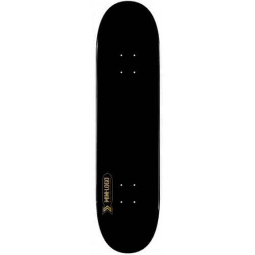 Tabla Mini-Logo Skateboards: Small Bomb-Birch-Black 7.5