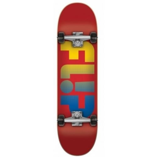 Skate Completo Flip: Odyssey Faded Red 7.88