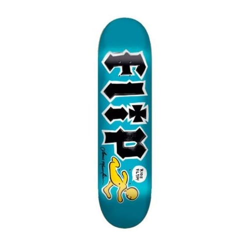 Tabla Flip: Doughboy Stencil Lance Mountain 8.25