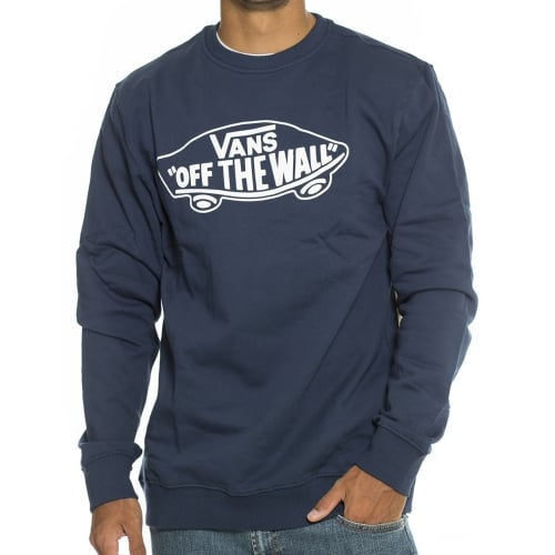 Sudadera Vans: MN OTW Crew Dress Blues NV
