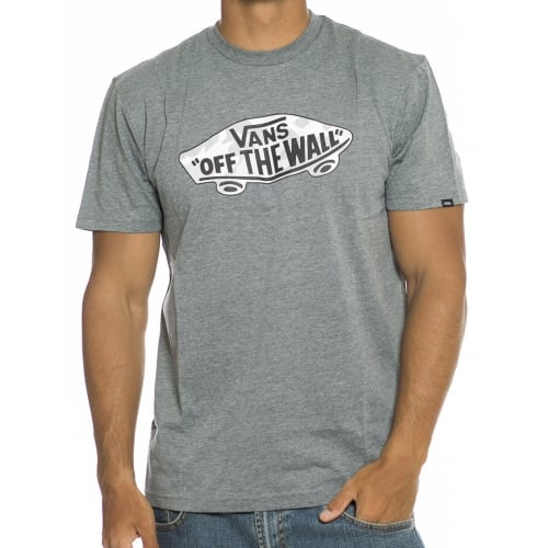 Camiseta Vans: MN OTW Logo Fill Heather GR