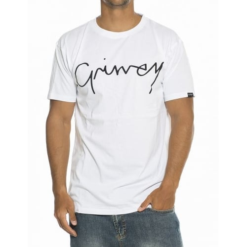 Camiseta Grimey: Natural Tee WH