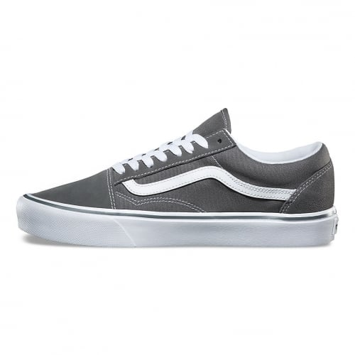 Zapatillas Vans: UA Old Skool Lite Suede Canvas GR
