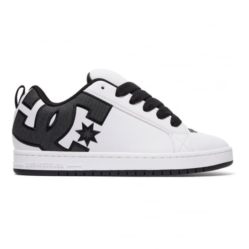 Zapatillas DC Shoes: Court Graffik SE WH