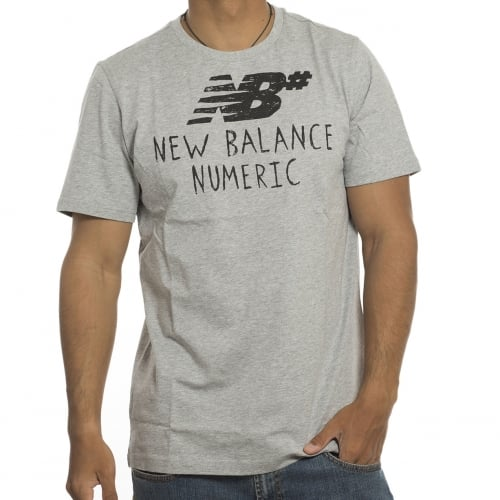 Camiseta New Balance Numeric: MC Hand Drawn GR