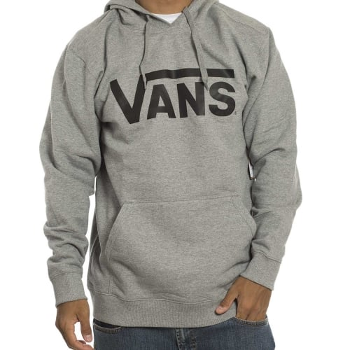 Sudadera Vans: MN Classic Pull Concrete GR