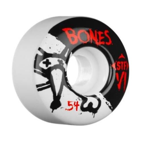 Ruedas Bones: V1 Series (54 mm)