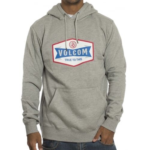 Sudadera Volcom: Supply Stone GR