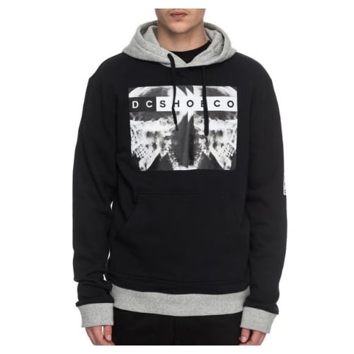 Sudadera DC Shoes: X Ray PH BK
