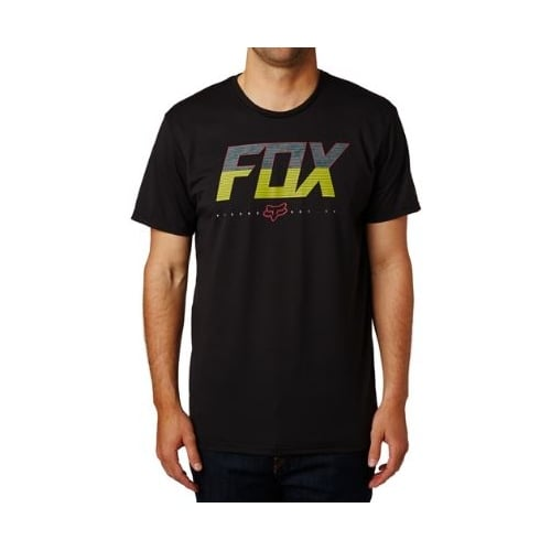 Camiseta Fox Racing: Katch Tech Tee BK