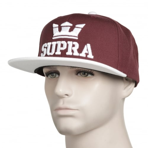 Gorra Supra: Above Snap GT