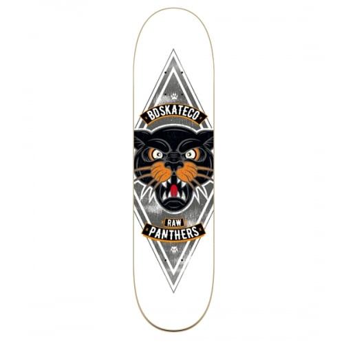 Tabla BDSkateCO: Panther White 8.125