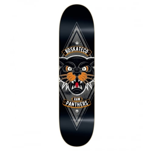 Tabla BDSkateCO: Panther Black 8.5