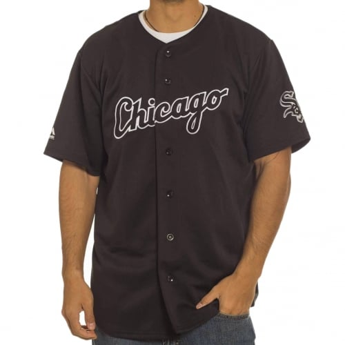 Camisa Majestic: MLB Replica Jersey Chicago BK