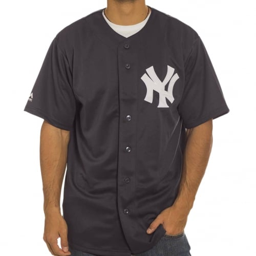 Camisa Majestic: MLB Replica Jersey NY Yankees NV