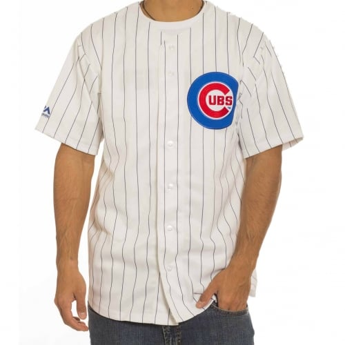 Camisa Majestic: MLB Replica Jersey Cubs WH