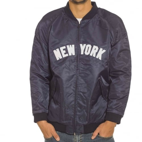 Chaqueta Majestic: Soft Touch Varsity Yankees NV