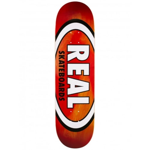 Tabla Real: Tie Dye Oval Deck 8.38