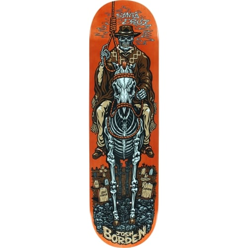 Tabla Santa Cruz: Borden Cowboy Pro 8.6