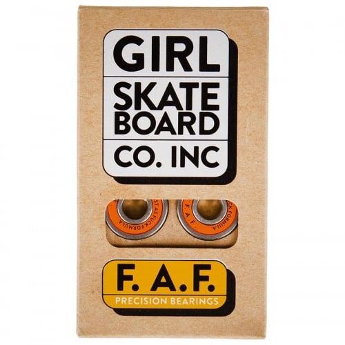 Rodamientos Girl: F.A.F. Bearings