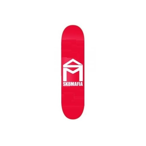 Tabla SK8 Mafia: House Logo Red 8.0
