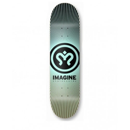 Tabla Imagine Skateboards: Sunrise 8.1