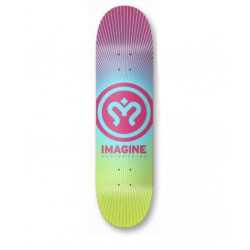 Tabla Imagine Skateboards: Sunrise 8