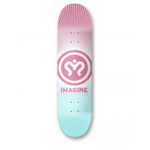 Tabla Imagine Skateboards: Sunrise 8.3