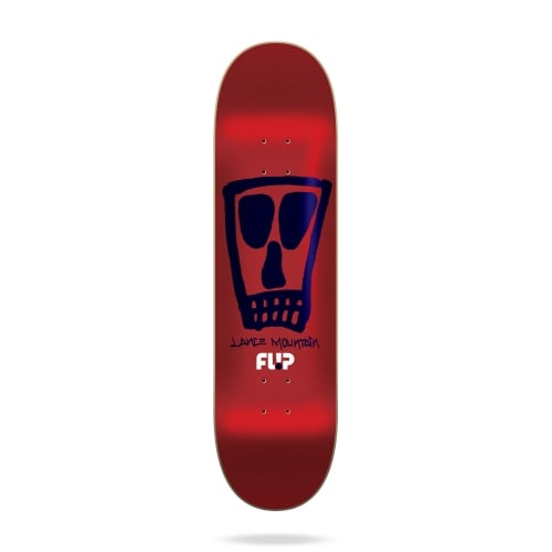 Tabla Flip: Lance Mountain Vato Red Foil 8.25