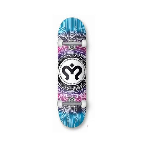 Skate Completo Imagine Skateboards: Etnic Ice 8.1