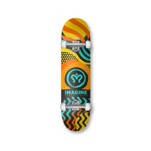 Skate Completo Imagine Skateboards: Pop 8