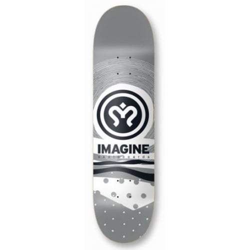 Tabla Imagine Skateboards: Metal 8.2