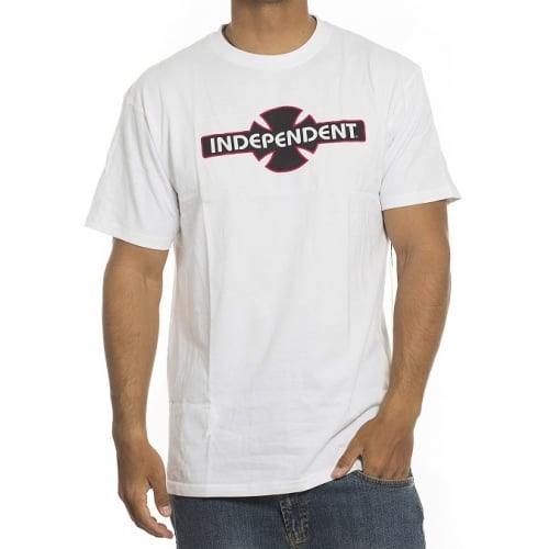 Camiseta Independent: Tee OGBC WH
