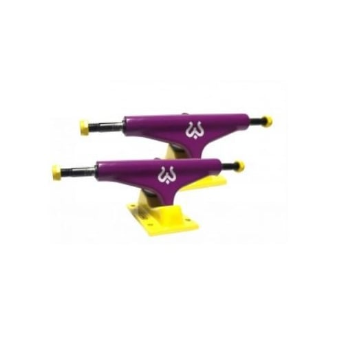 Ejes Imagine Skateboards: Logo Lakers 5.25