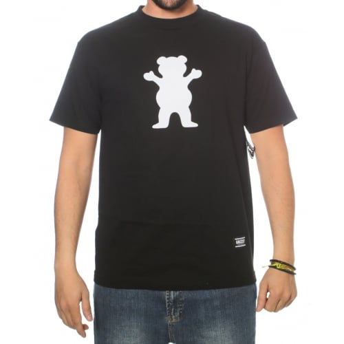 Camiseta Grizzly: OG Bear BK