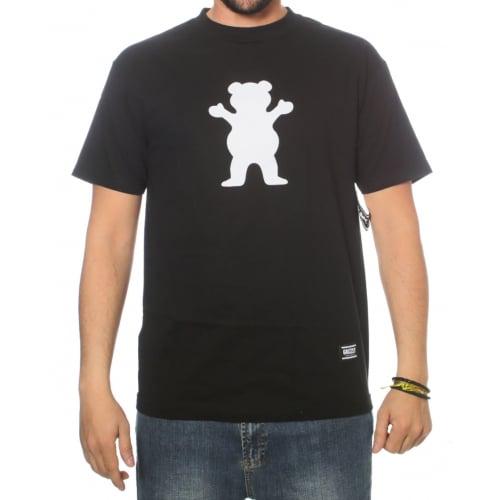 Camiseta Grizzly: OG Bear BK