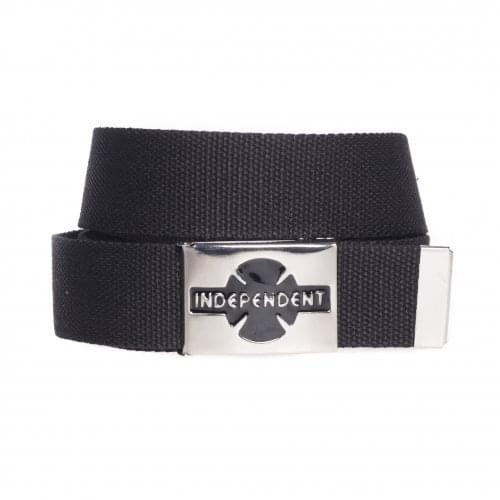 Cinturon Independent: Belt Clipped Black BK