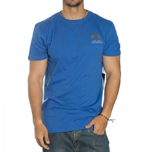Camiseta Santa Cruz: Jessee V8 BL