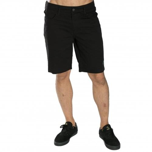 Pantalón Corto Santa Cruz: Walkshort Scream Mini Hand BK