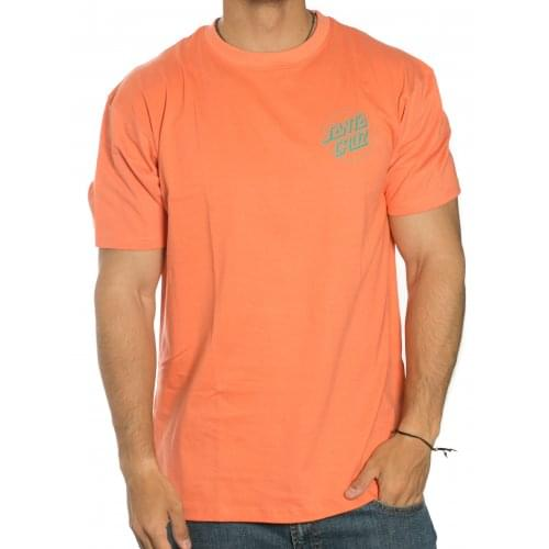 Camiseta Santa Cruz: Coloured Hand OR