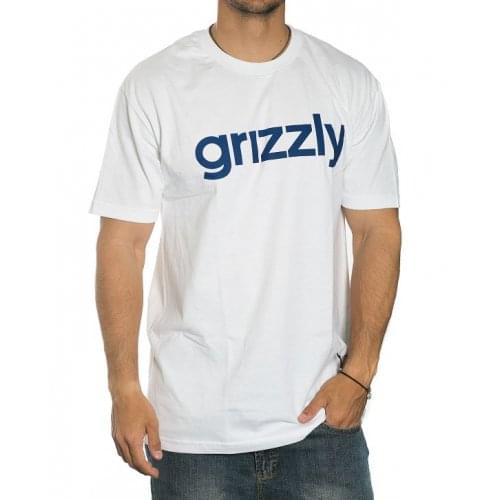 Camiseta Grizzly: Lower Case WH