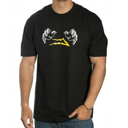 Camiseta Lakai: Lightning BK