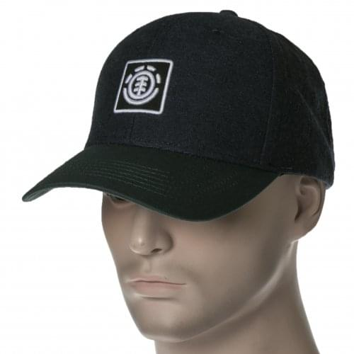Gorra Element: Eclipse Heather Treelogo NV/GN