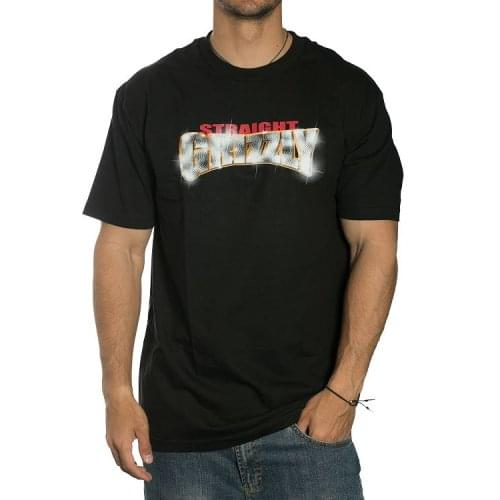 Camiseta Grizzly: Straight Grizzly BK