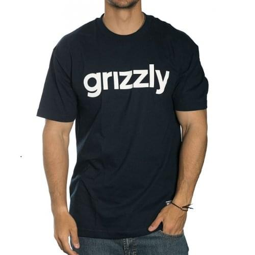 Camiseta Grizzly: Lowercase NV