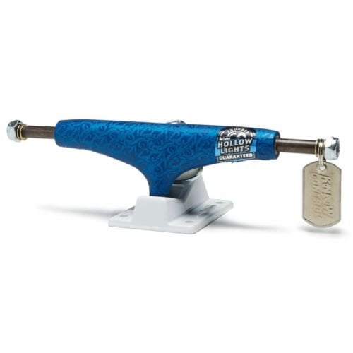Ejes Thunder Trucks: Chroma Hollow Lights Blue Violet Hi 147